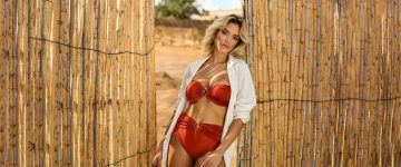 Larissa-Minatto-Verano-2020-Beach-Sahara-Bikini-Rojo