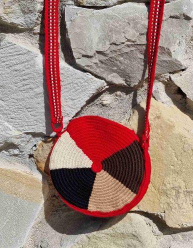 Bolso Pequeño Wayuu Original Auténtico sólo 1 igual J