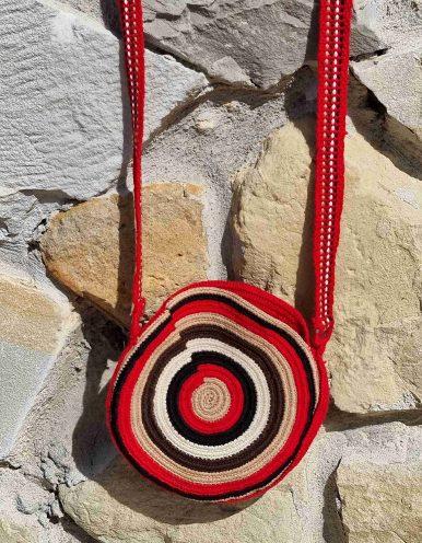 Bolso Pequeño Wayuu Original Auténtico sólo 1 igual K