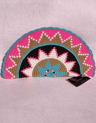 Cartera Wayuu Original Auténtica sólo 1 igual-D