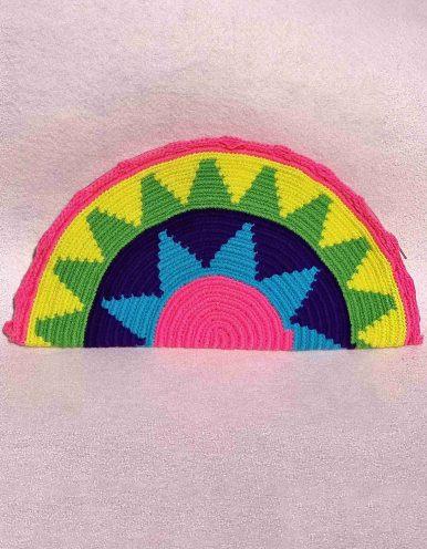 Cartera Wayuu Original Auténtica sólo 1 igual-G