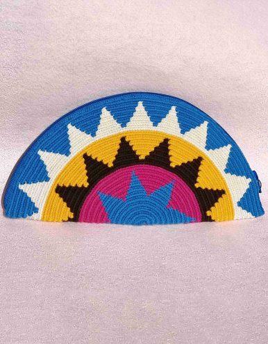 Cartera Wayuu Original Auténtica sólo 1 igual-H